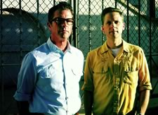 Review: Calexico -  Algiers